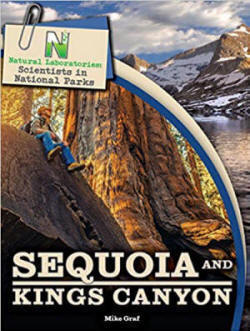 Book Cover: Natural Laboratories Sequoia and Kings Canyon