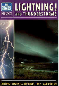 Book Cover: Lightning and Thunderstorms